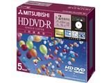 VR75NP5 (HD DVD-R 2倍速 5枚組)