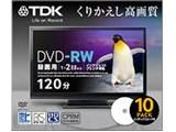 DRW120DPWA10S (DVD-RW 2倍速 10枚組)