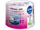 VD-R120PM50 (DVD-R 16倍速 50枚組)