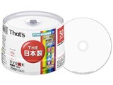 DR-C12WKY50BN (DVD-R 16倍速 50枚組)