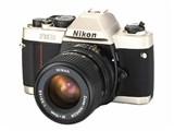 ニコン FM10 Aiズームニッコール35-70mmF3.5-4.8S…