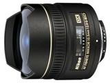 AF DX Fisheye-Nikkor 10.5mm f/2.8G ED 製品画像