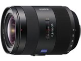 Vario-Sonnar T* 16-35mm F2.8 ZA SSM SAL1635Z 製品画像