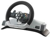Xbox 360 ワイヤレス レーシング ホイール 製品画像