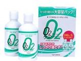 O2 デイリーケア ソリューション 240mL×2本
