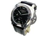 PAM00233 1950 ルミノール 8デイズ GMT 手巻き(ブラック) 製品画像
