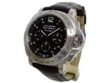 PAM00250 ルミノール クロノ デイライト 自動巻き(ブラック) 製品画像