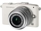 OLYMPUS PEN mini E-PM1 ツインレンズキット 製品画像