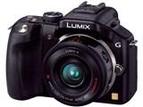 LUMIX DMC-G5X 電動ズームレンズキット 製品画像
