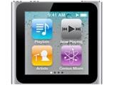 iPod nano 第6世代 [8GB] 製品画像