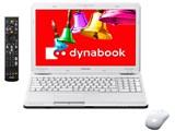 dynabook Qosmio T551 T551/T6D 2011年秋冬モデル 製品画像