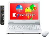 dynabook Qosmio T751 T751/T8C 2011年夏モデル 製品画像