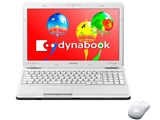 dynabook T551 T551/58C 2011年夏モデル 製品画像