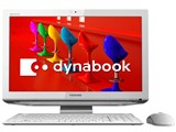 dynabook Qosmio D710 D710/T7B 2011年春モデル 製品画像