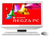 REGZA PC D731 D731/T9D 2011年秋冬モデル 製品画像