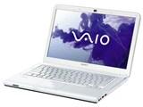 VAIO Cシリーズ VPCCA4AJ Core i3/メモリー4GB搭載モデル 製品画像