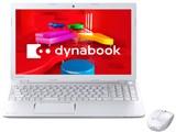 dynabook T553 T553/37J 2013年夏モデル 製品画像