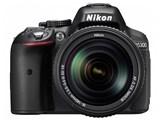 D5300 18-55 VR IIレンズキット 製品画像