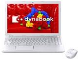 dynabook T554 T554/45L 2014年春モデル 製品画像