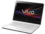 VAIO Fit 14E SVF1432A1J Pentium/メモリー4GB/HDD500GB/Windows 8.1/タッチパネル機能なしモデル 製品画像