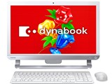 dynabook D61 D61/54M 2014年夏モデル 製品画像