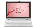 Let's note RZ4 Core M-5Y70搭載 2014年10月発表モデル 製品画像
