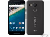 Nexus 5X 32GB ワイモバイル 製品画像