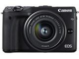 EOS M3 EF-M15-45 IS STM レンズキット 製品画像