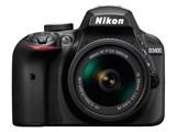 D3400 18-55 VR レンズキット 製品画像
