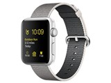 Apple Watch Series 2 42mm ウーブンナイロン
