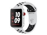 Apple Watch Nike+ Series 3 GPS+Cellularモデル 42mm スポーツバンド 製品画像