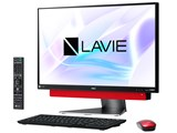 LAVIE Desk All-in-one DA770/KA 2018年春モデル