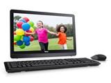 Inspiron 22 3000 オールインワン スタンダード Core i3 7100U・1TB HDD搭載・Office Personal付モデル 製品画像