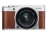 FUJIFILM X-A5 レンズキット 製品画像