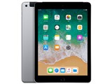 iPad 9.7インチ 第6世代 Wi-Fi+Cellularモデル 32GB 2018年春モデル SIMフリー 製品画像