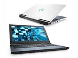 Dell G7 15 プラチナ Core i7 8750H・16GBメモリ・256GB SSD+1TB HDD・GTX 1060搭載 VRモデル 製品画像