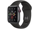 Apple Watch Series 5 GPS+Cellularモデル 40mm スポーツバンド 製品画像