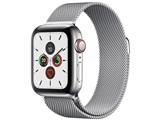 Apple Watch Series 5 GPS+Cellularモデル 40mm ミラネーゼループ