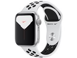 Apple Watch Nike Series 5 GPSモデル 40mm スポーツバンド