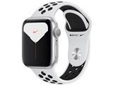Apple Watch Nike Series 5 GPSモデル 40mm スポーツバンド 製品画像