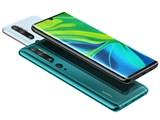Mi Note 10 SIMフリー 製品画像