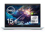 Dell G3 15 価格.com限定 プラチナ Core i7 10750H・16GBメモリ・512GB SSD・GTX 1660Ti搭載モデル