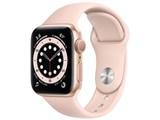 Apple Watch Series 6 GPSモデル 40mm スポーツバンド 製品画像