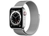 Apple Watch Series 6 GPS+Cellularモデル 44mm ミラネーゼループ