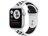 Apple Watch Nike SE GPSモデル 40mm スポーツバンド