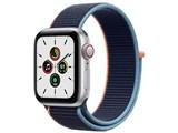 Apple Watch SE GPS+Cellularモデル 40mm スポーツループ 製品画像