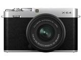 FUJIFILM X-E4 レンズキット 製品画像