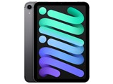 iPad mini 8.3インチ 第6世代 Wi-Fi+Cellular 64GB 2021年秋モデル au