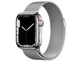 Apple Watch Series 7 GPS+Cellularモデル 41mm ミラネーゼループ