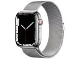 Apple Watch Series 7 GPS+Cellularモデル 45mm ミラネーゼループ